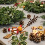Christmas Wreaths (afternoon workshop)-0
