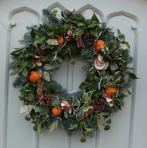 Christmas Wreaths (evening workshop)-0