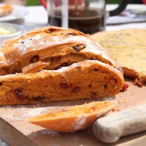 Mediterranean Breads -3656